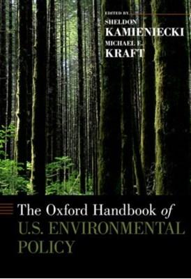 The Oxford Handbook of U.S. Environmental Policy  9780199744671