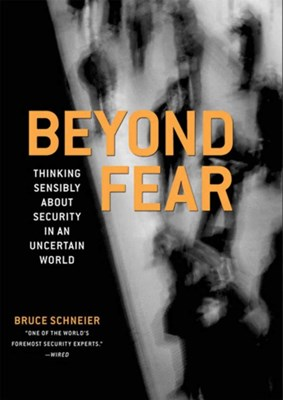 Beyond Fear Bruce Schneier 9780387026206
