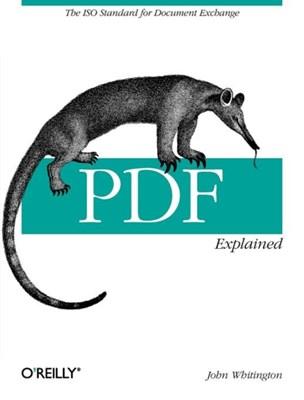 PDF Explained John Whitington 9781449310028