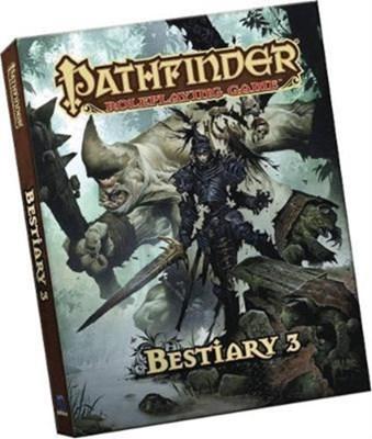 Pathfinder Roleplaying Game: Bestiary 3 Pocket Edition Paizo Staff 9781640780064