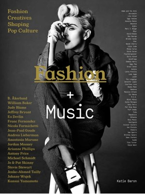 Fashion + Music Katie Baron 9781780677484