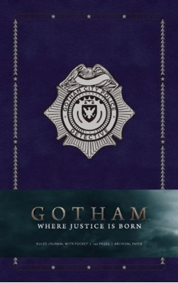Gotham Hardcover Ruled Journal . WARNER BROS. CONSUMER PRO, . Warner Bros. Consumer Products Inc. 9781608877263