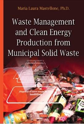 Waste Management & Clean Energy Maria Laura Mastellone 9781634638272