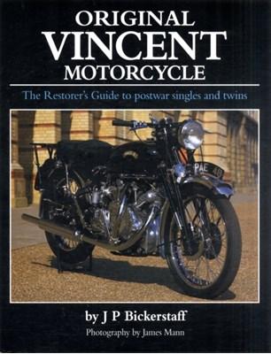 Original Vincent Motorcycle J.P Bickerstaff 9781906133146