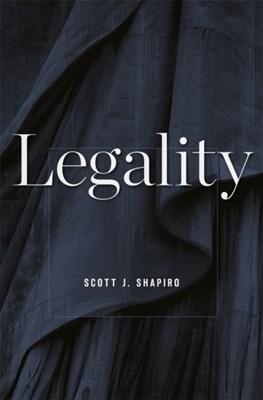 Legality Scott J. Shapiro 9780674725782