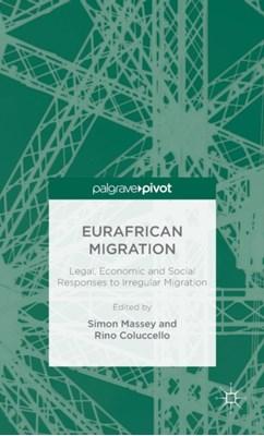 Eurafrican Migration  9781137391346