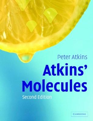 Atkins' Molecules Peter Atkins 9780521535366