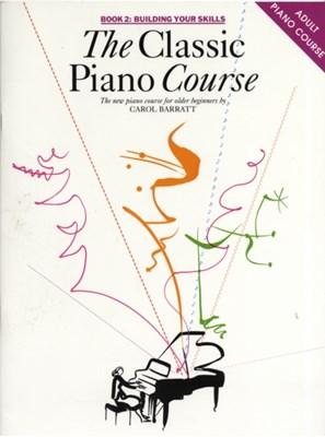 The Classic Piano Course Book 2 Carol Barratt 9780711943124