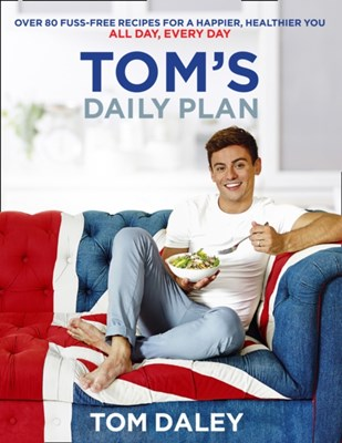 Tom's Daily Plan (Limited Signed edition) Tom Daley 9780008212315
