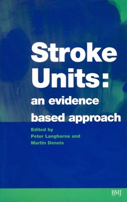 Stroke Units  9780727912114