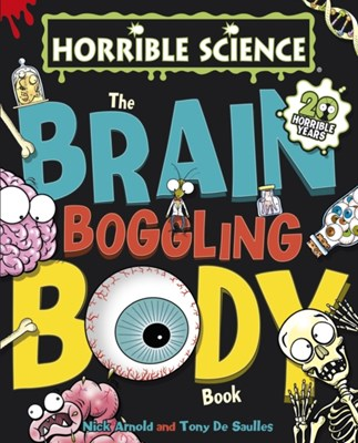 The Brain-Boggling Body Book Nick Arnold 9781407162096