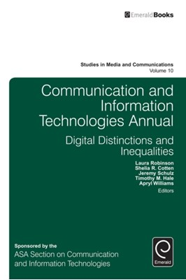 Communication and Information Technologies Annual  9781785603815