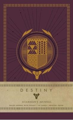 Destiny: Guardian's Journal Insight Editions 9781608878802