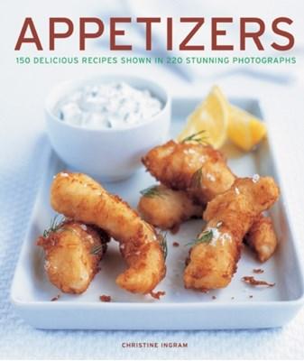Appetizers Christine Ingram 9781780191805