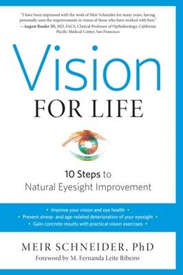 Vision For Life, Revised Edition Meir Schneider 9781623170080