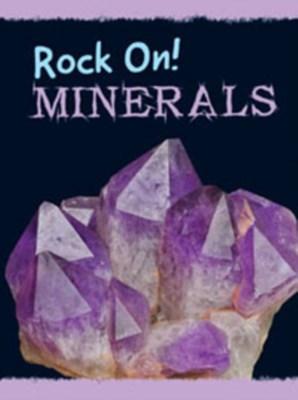 Minerals Chris Oxlade 9781474714068