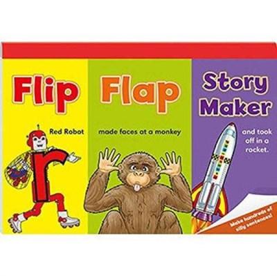 Flip Flap Story Maker Lisa Holt, Lyn Wendon 9781782481713