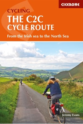 The C2C Cycle Route Jeremy Evans 9781852846497