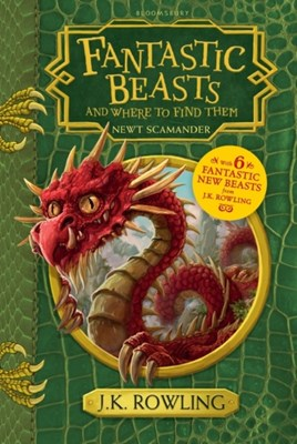 Fantastic Beasts and Where to Find Them J. K. Rowling 9781408880715