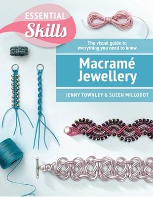 Macrame Jewellery Suzen Millodot, Jeanette Townley 9780857621481