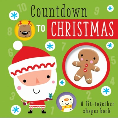 Countdown to Christmas Make Believe Ideas 9781783938117