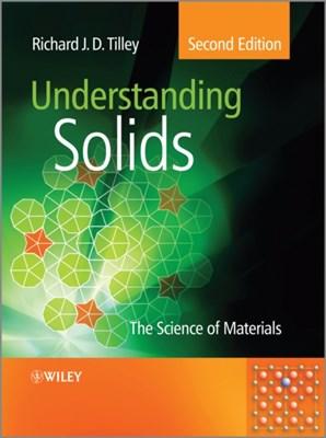 Understanding Solids Richard J. D. Tilley 9781118423462