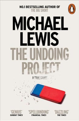 The Undoing Project Michael Lewis 9780141983042