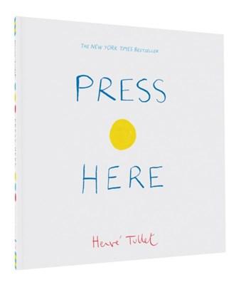 Press Here Herve Tullet 9781452154800