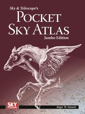 Sky & Telescope's Pocket Sky Atlas Jumbo Roger W. Sinnott 9781940038254