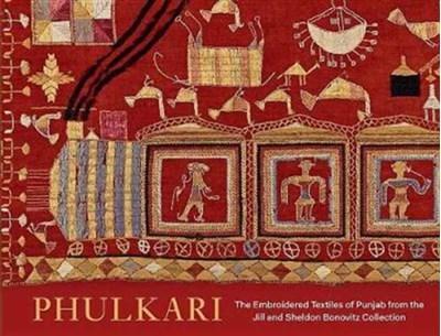 Phulkari  9780300225907