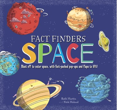 Fact Finders: Space Ruth Martin 9781783702237