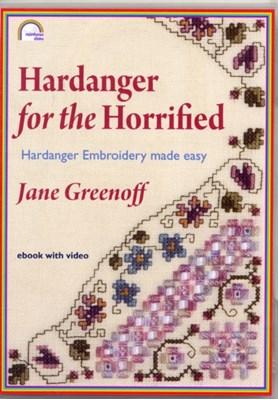 Hardanger for the Horrified Jane Greenoff 9781906314194