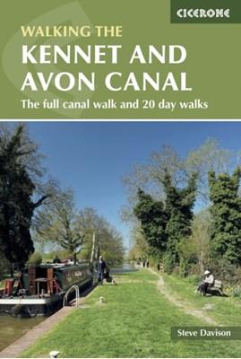 The Kennet and Avon Canal Steve Davison 9781852847869