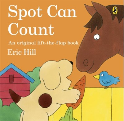 Spot Can Count Eric Hill 9780141343792