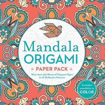 Mandala Origami Paper Pack  9781435164369