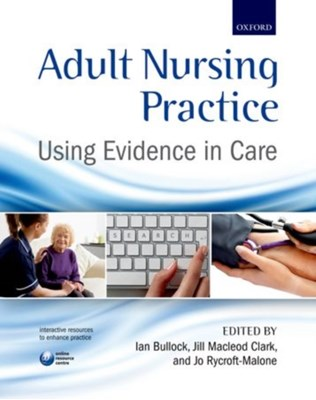 Adult Nursing Practice  9780199697410