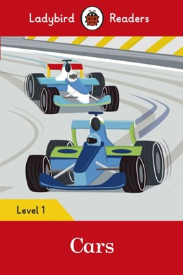 Cars - Ladybird Readers Level 1  9780241283547