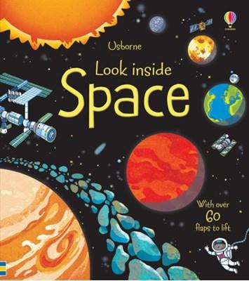 Look Inside Space Rob Lloyd Jones 9781409523383
