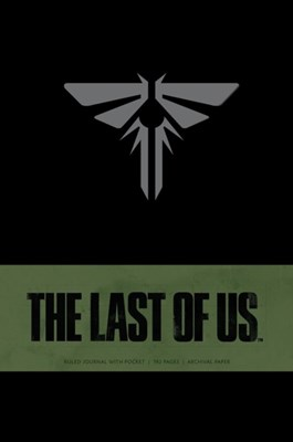 The Last of Us Hardcover Ruled Journal . NAUGHTY DOG 9781608873982