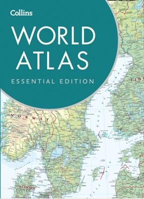 Collins World Atlas: Essential Edition Collins Maps 9780008270377