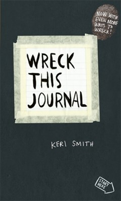 Wreck This Journal Keri Smith 9780141976143