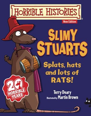 Slimy Stuarts Terry Deary 9781407139210