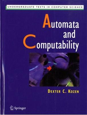 Automata and Computability Dexter Kozen 9780387949079