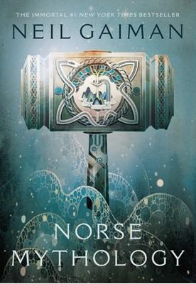 Norse Mythology Neil Gaiman 9780393356182