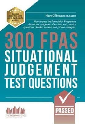 300 FPAS Situational Judgement Test Questions How2Become 9781912370054