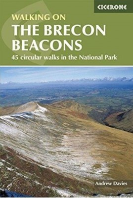 Walking on the Brecon Beacons David Whittaker, Andrew Davies 9781852845544