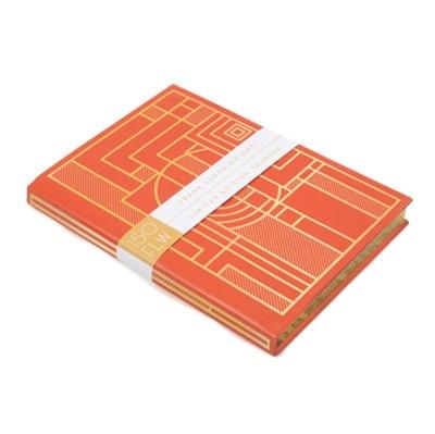 Frank Lloyd Wright 150 Anniversary Gilded B5 Journal Frank Lloyd Wright 9780735352926