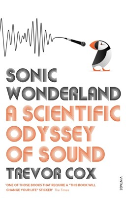 Sonic Wonderland Trevor Cox 9780099572404