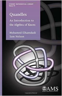 Quandles Mohamed Elhamdadi, Sam Nelson 9781470422134