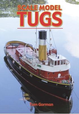 Scale Model Tugs Tom Gorman 9781854862556